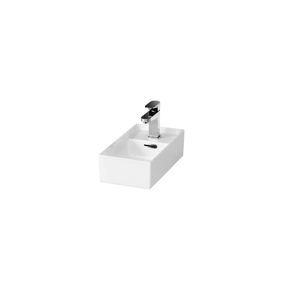 Lavoar pe mobilier Cersanit Crea 40 cm
