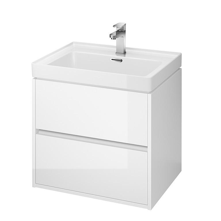 Mobilier pentru lavoar Cersanit Crea, 60 cm, alb
