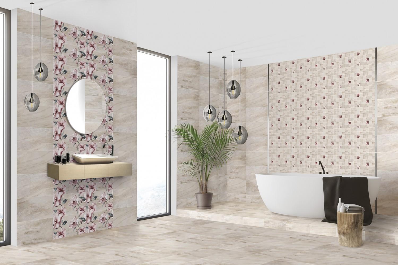 Mozaic Cesarom® SOFT 30x30/4.7x4.7 cm, bej