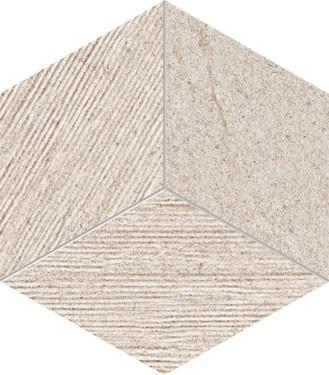 Mozaic Tubadzin  Balance str, 19.8x22.6 cm, grey