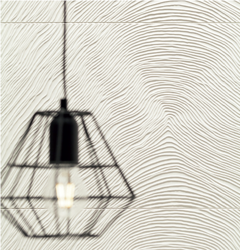 Faianta Tubadzin Unit Plus 1 str, 32.8x89.8 cm, white