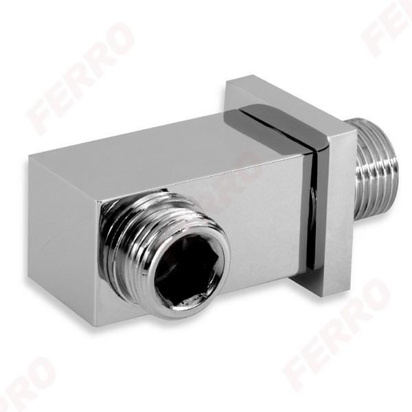 Ieșire duș Ferro Hrana.0,  pentru baterie încastrată
