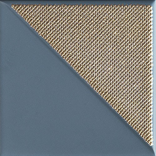 Decor Tubadzin Reflection 3 14,8x14,8 cm, navy