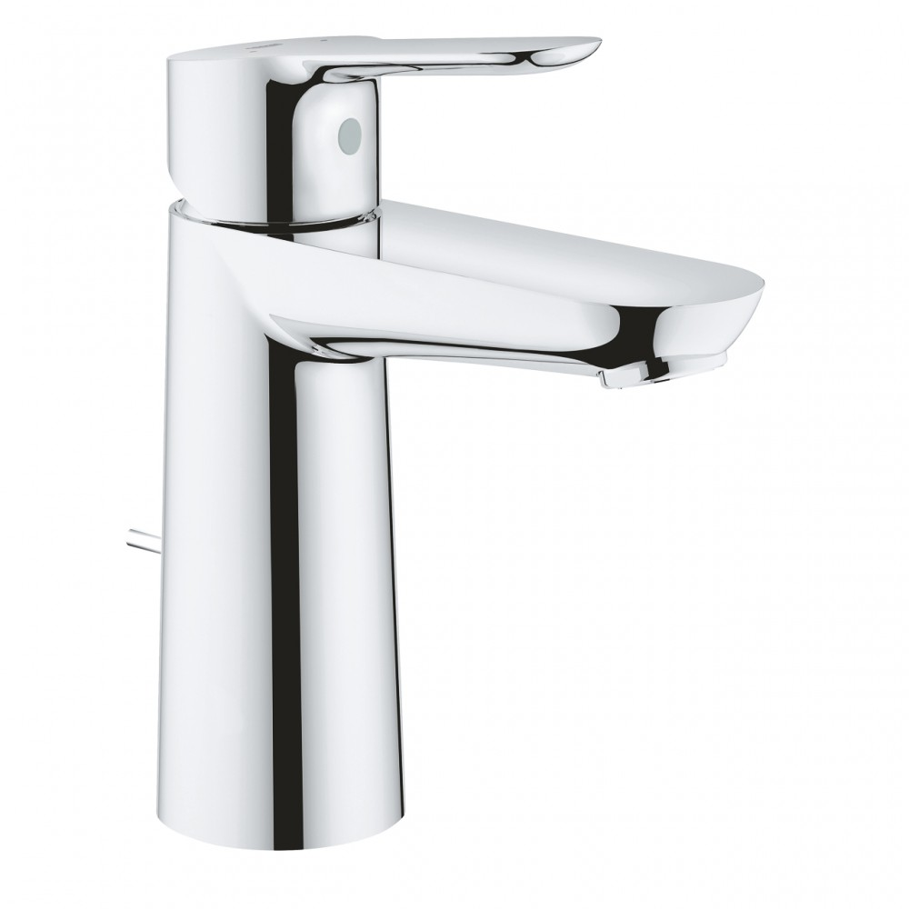 Baterie lavoar Grohe BauEdge M, pipa medie