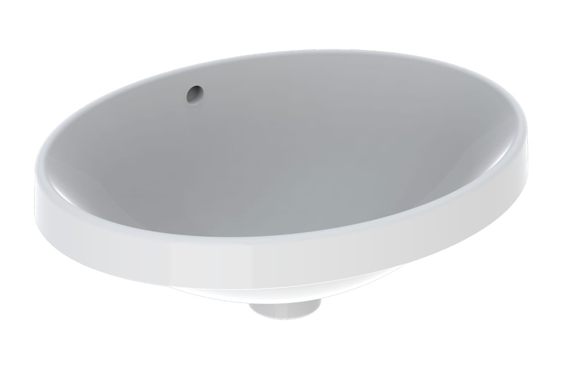 Lavoar incorporat Geberit VariForm, 50x40cm