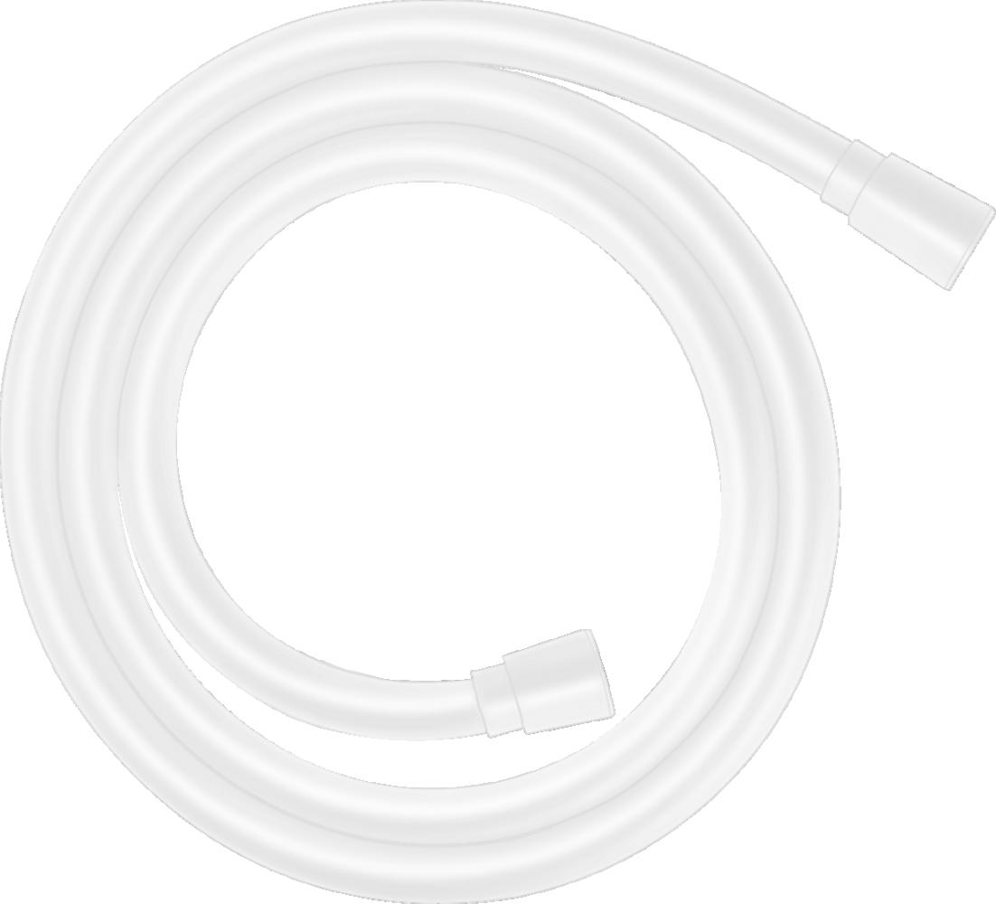 Furtun dus Isiflex 160 cm alb mat