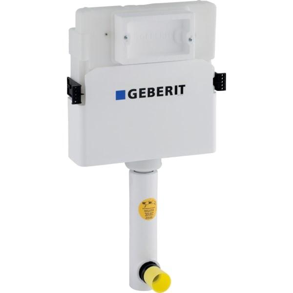 Rezervor incastrat Geberit Delta, 12 cm, 6/3 L
