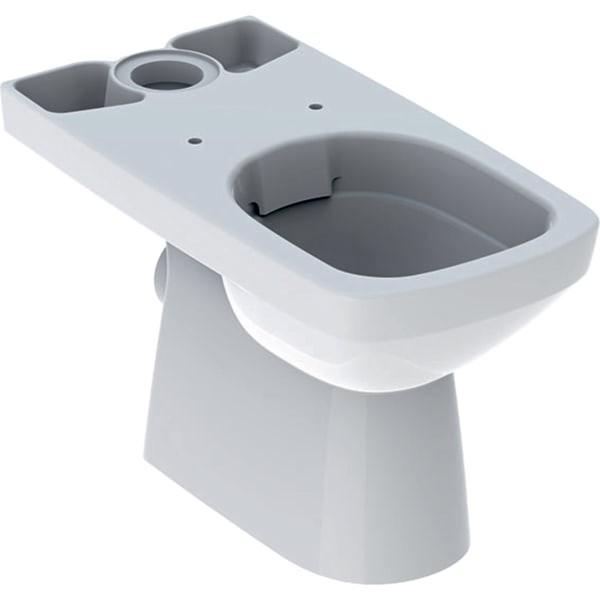 Vas wc Geberit Selnova Square, Rimfree