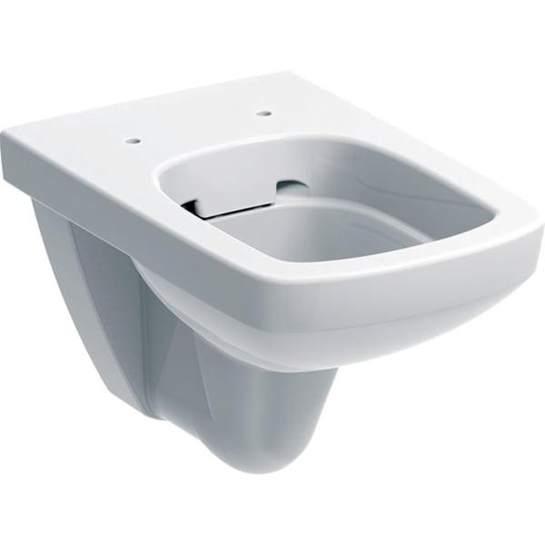 Vas wc suspendat Geberit Selnova Square, Rimfree