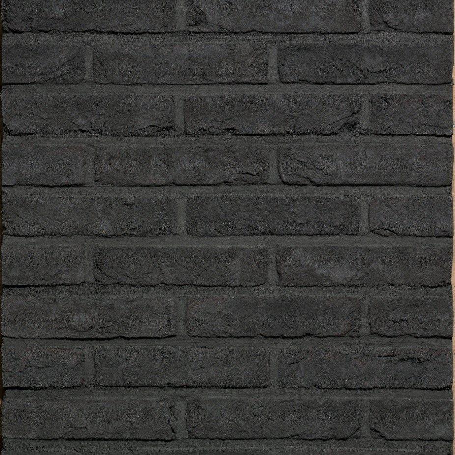 Placaj Klinker PK Terca Agora Grafietzwaart, 21.5 x 6.5 x 2.3 cm