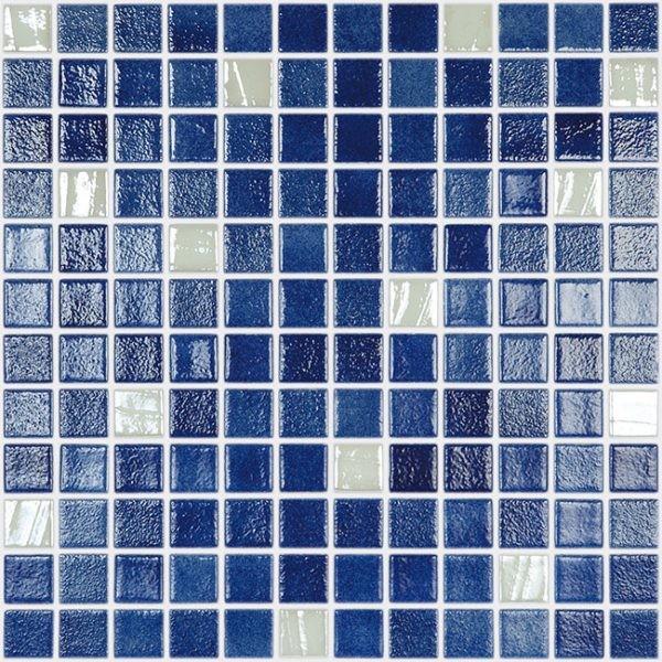 Mozaic sticla Mix Zafiro 508/710, 31.5x31.5 cm