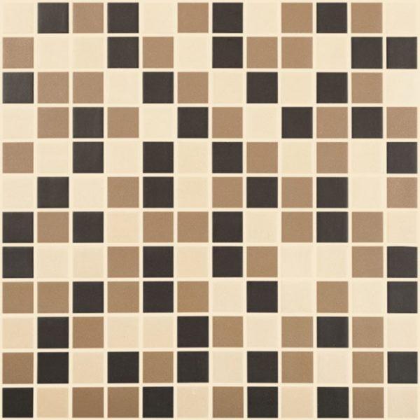 Mozaic Mix Matt beige, 31.5x31.5 cm