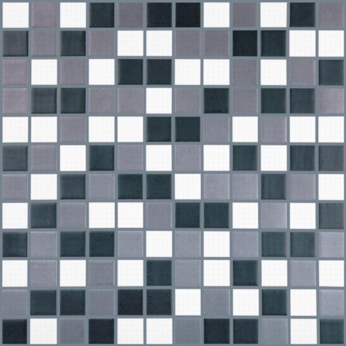 Mozaic Mix Matt grey, 31.5x31.5 cm
