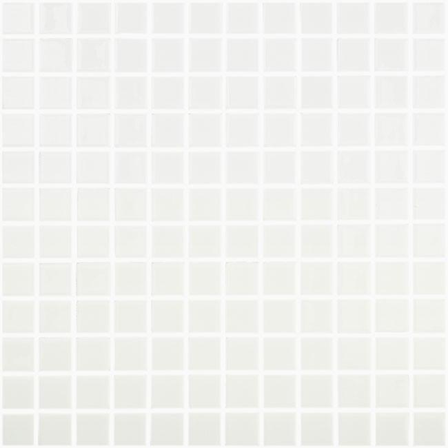 Mozaic 100 alb, 31.5x31.5 cm