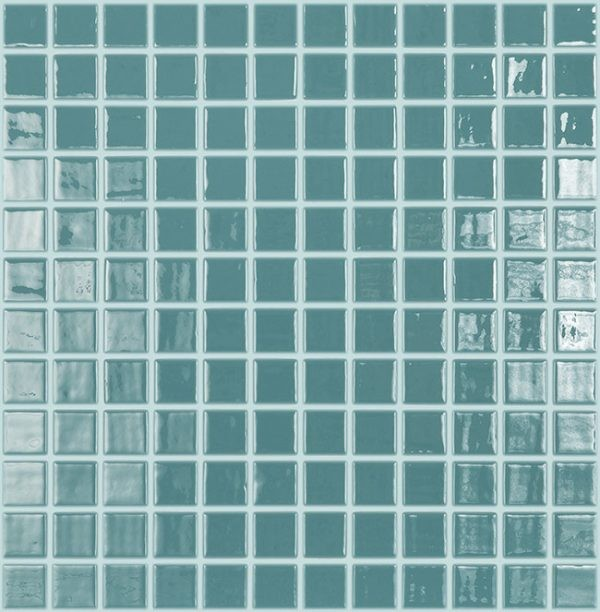 Mozaic 832 azul turquesa, 31.5x31.5 cm