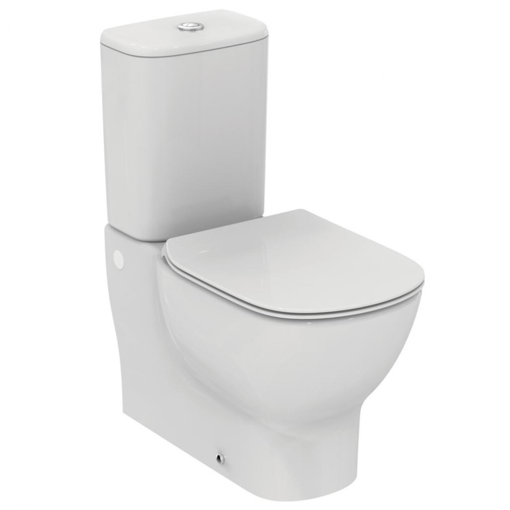 Rezervor wc Ideal Standard Tesi, alim. inferioara