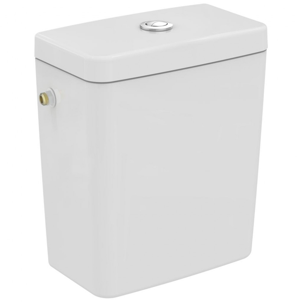 Rezervor wc Ideal Standard Connect, Cube, alim. laterala