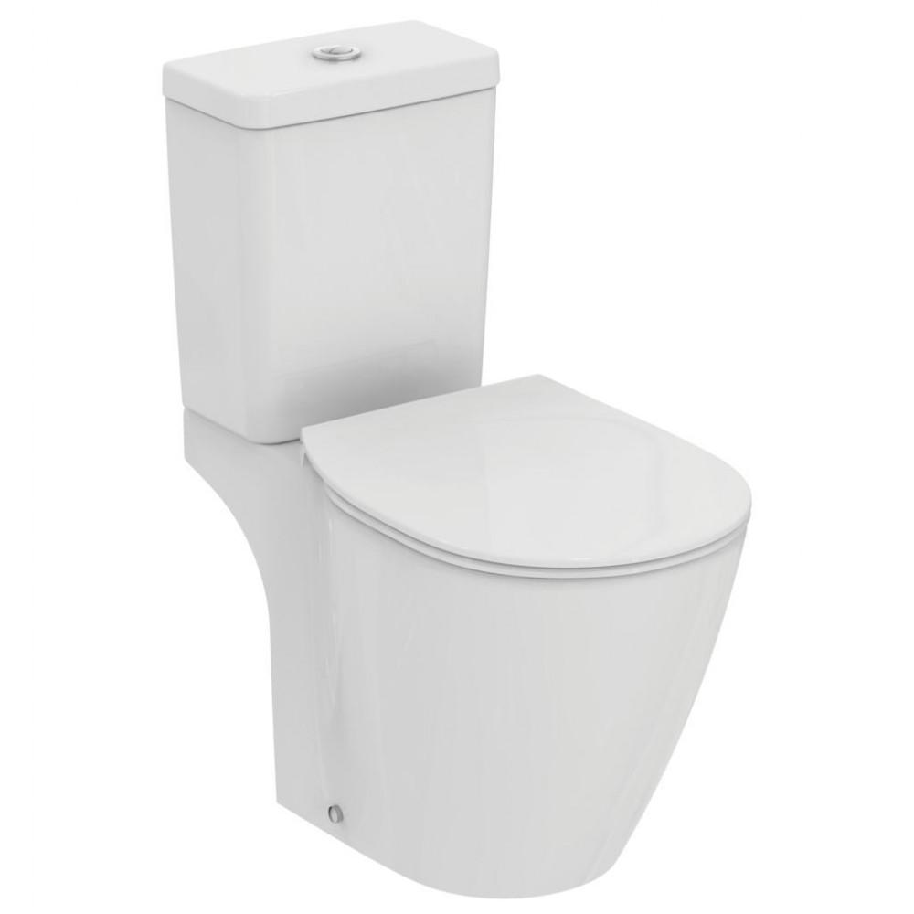 Rezervor wc Ideal Standard Connect, Cube, alim. inferioara