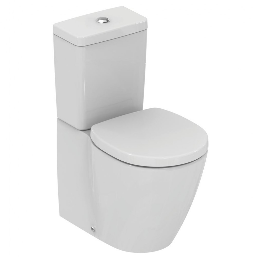 Vas wc btw Ideal Standard Connect Space, pt. rezervor asezat