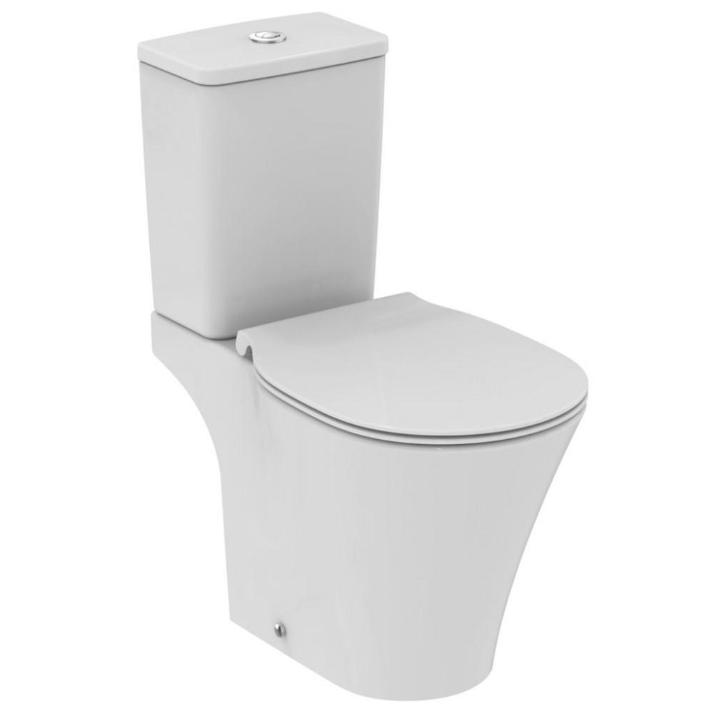 Rezervor wc Ideal Standard Connect Air, Cube, alim. Inferioara