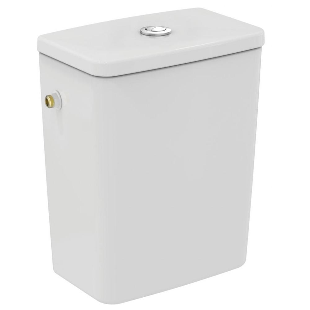 Rezervor wc Ideal Standard Connect Air, Cube, alim. laterala