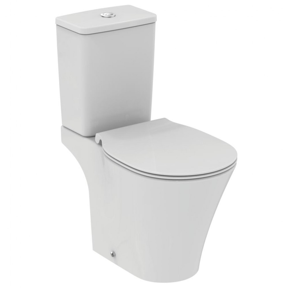 Vas wc Ideal Standard Connect Air, Aquablade, pt. rezervor asezat