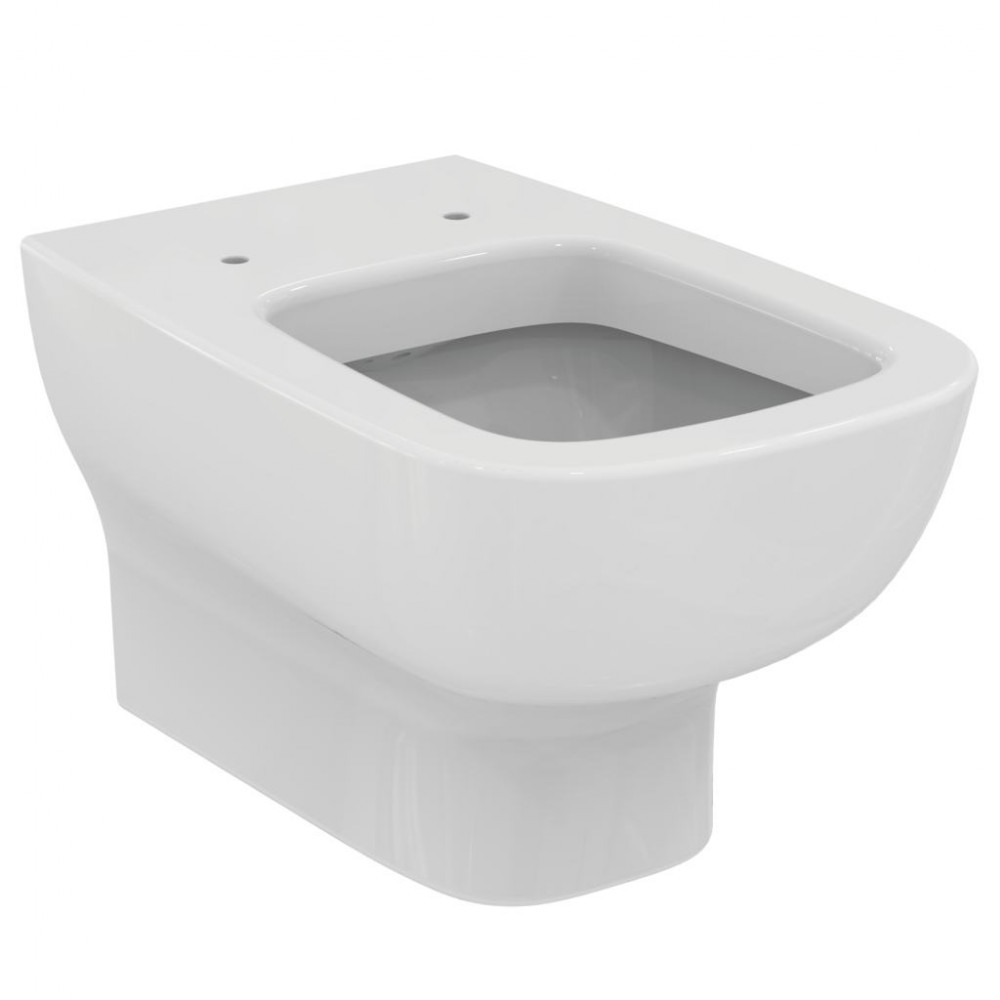 Vas wc suspendat Ideal Standard Esedra, fixare complet ascunsa