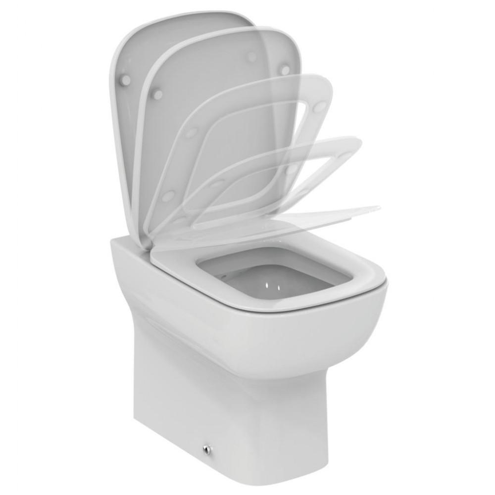 Vas wc btw Ideal Standard Esedra, pt. rezervor incastrat