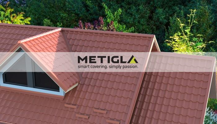 Tigla metalica - Metigla Profil Mira