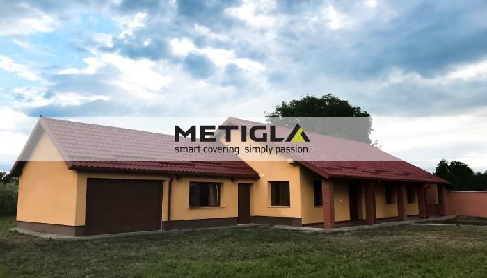 Tigla metalica - Metigla Profil Star