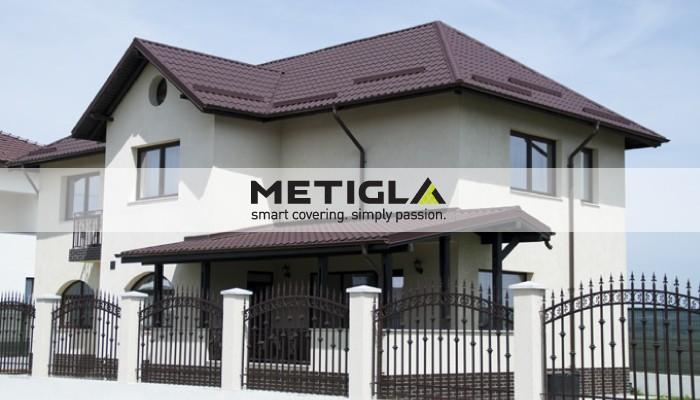Tigla metalica - Metigla Profil Clas