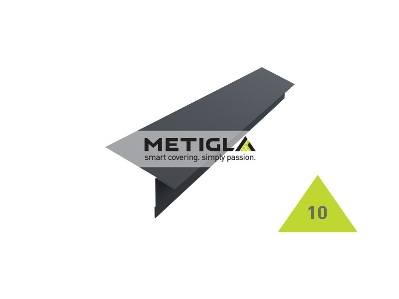 Sort streasina tip 2 KPF10 Metigla - tabla prefaltuita