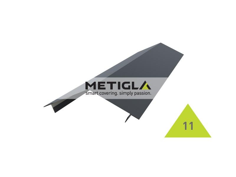 Coama ranforsata KPF11 Metigla - tabla prefaltuita