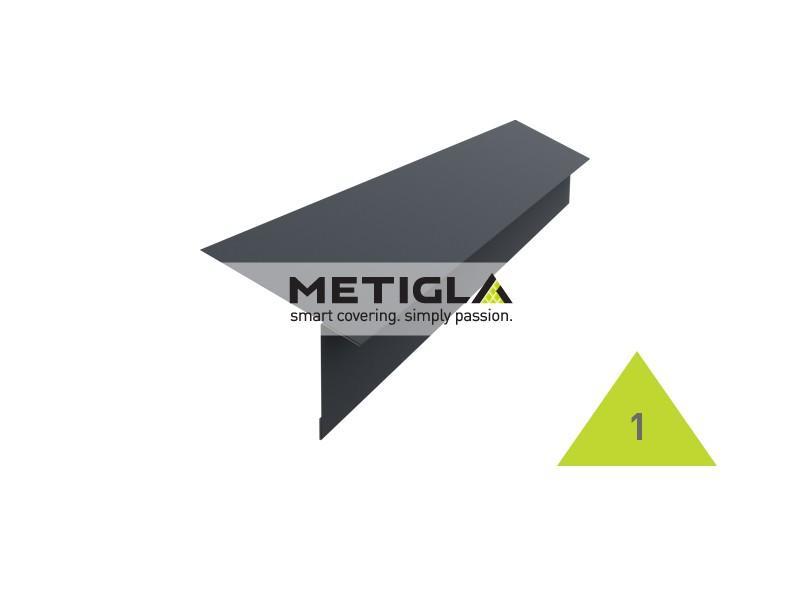 Sort streasina tip 1 KPF1 Metigla - tabla prefaltuita