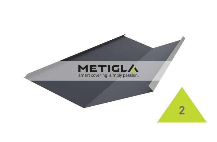 Dolie  MPF2 Metigla - tigla metalica