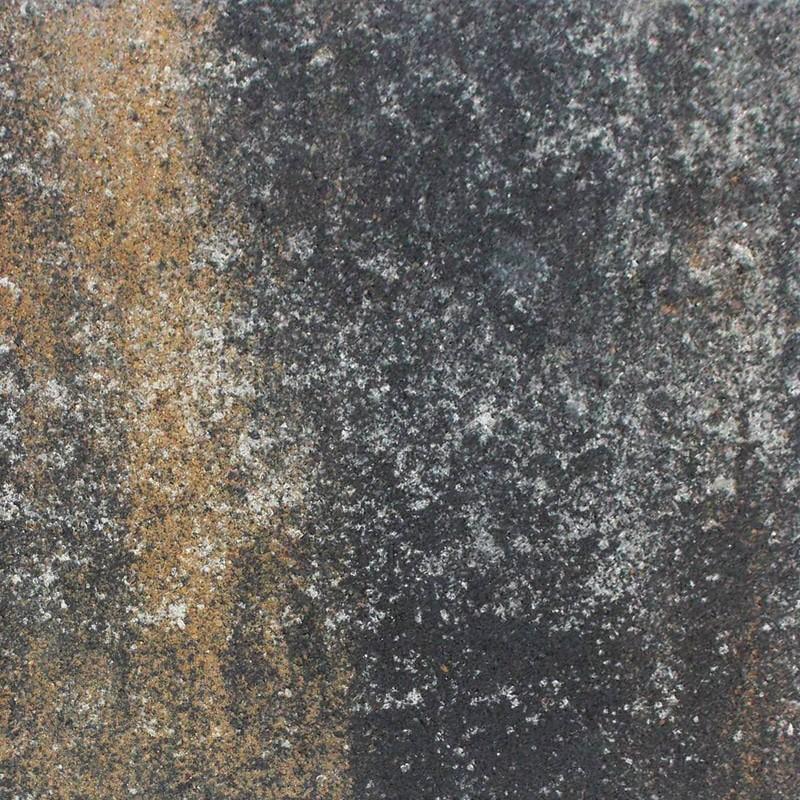 Dala Semmelrock Appia Antica 40x40x4 cm, gri vulcanic