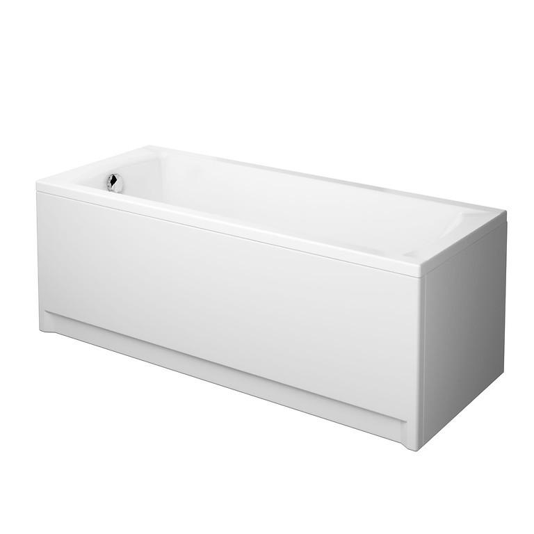Cada rectangulara Cersanit Korat 170x70 cm
