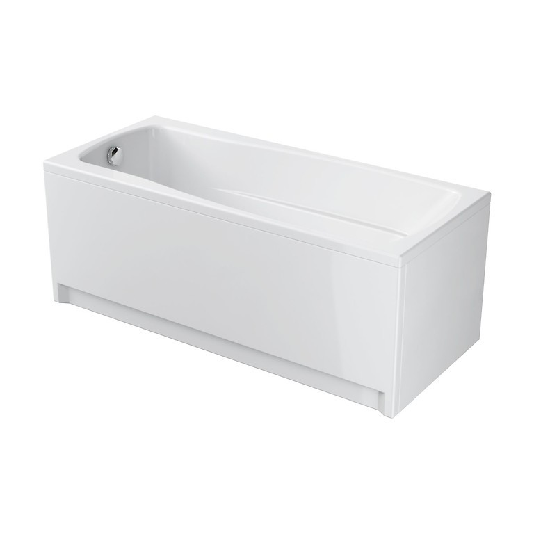Cada rectangulara Cersanit Lana 160x70 cm