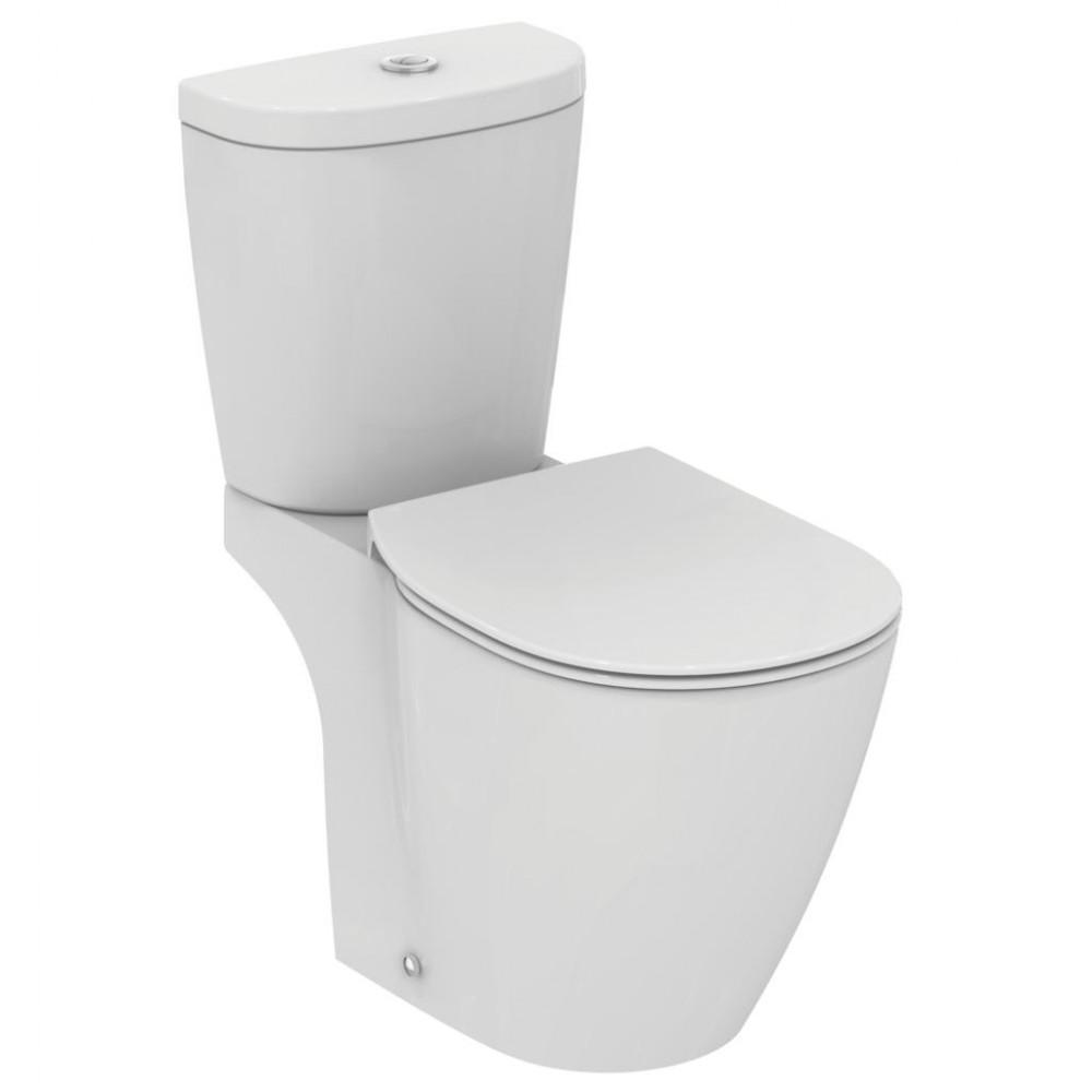 Vas wc stativ cu functie de bideu Ideal Standard Connect, evacuare laterala