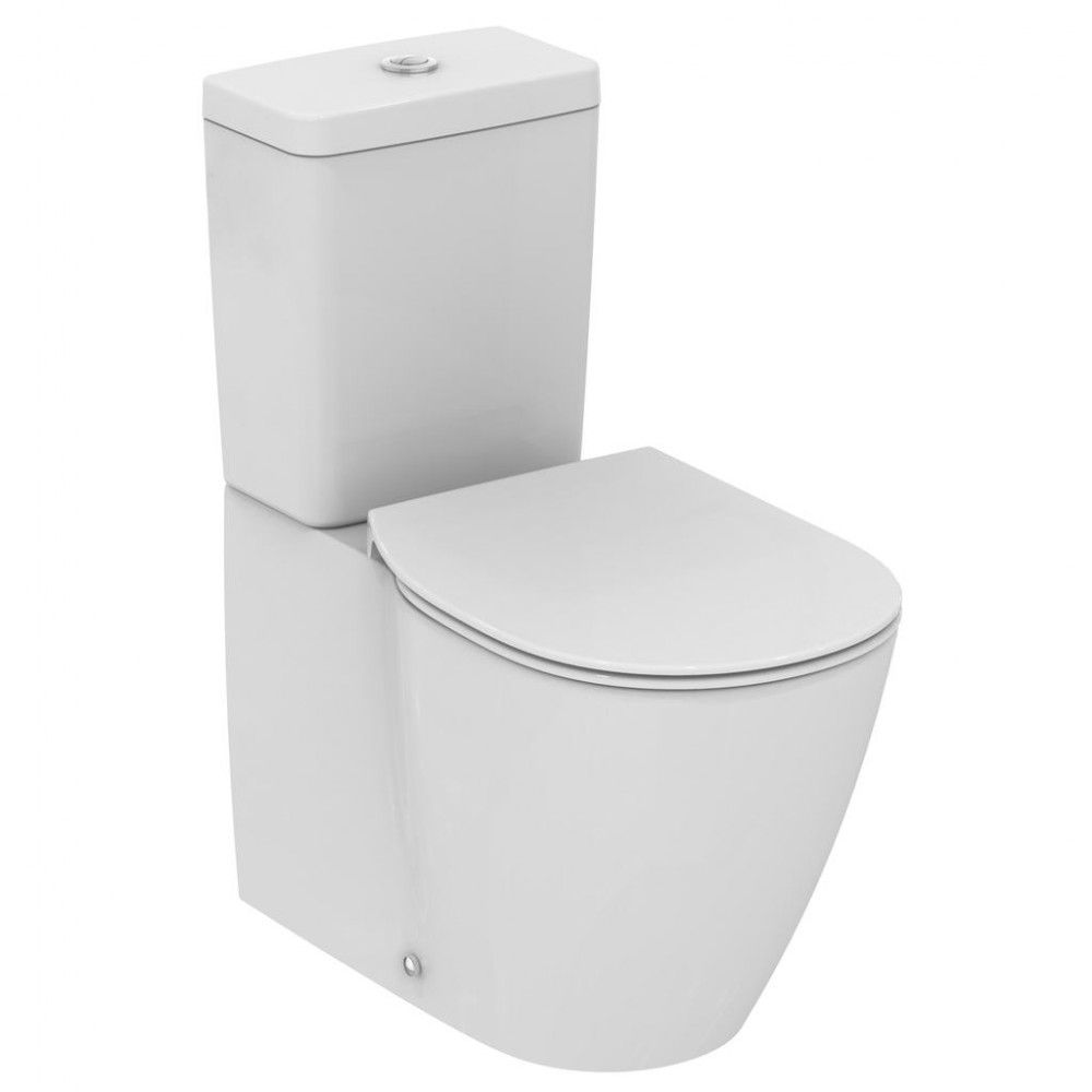 Vas wc stativ btw cu functie de bideu Ideal Standard Connect