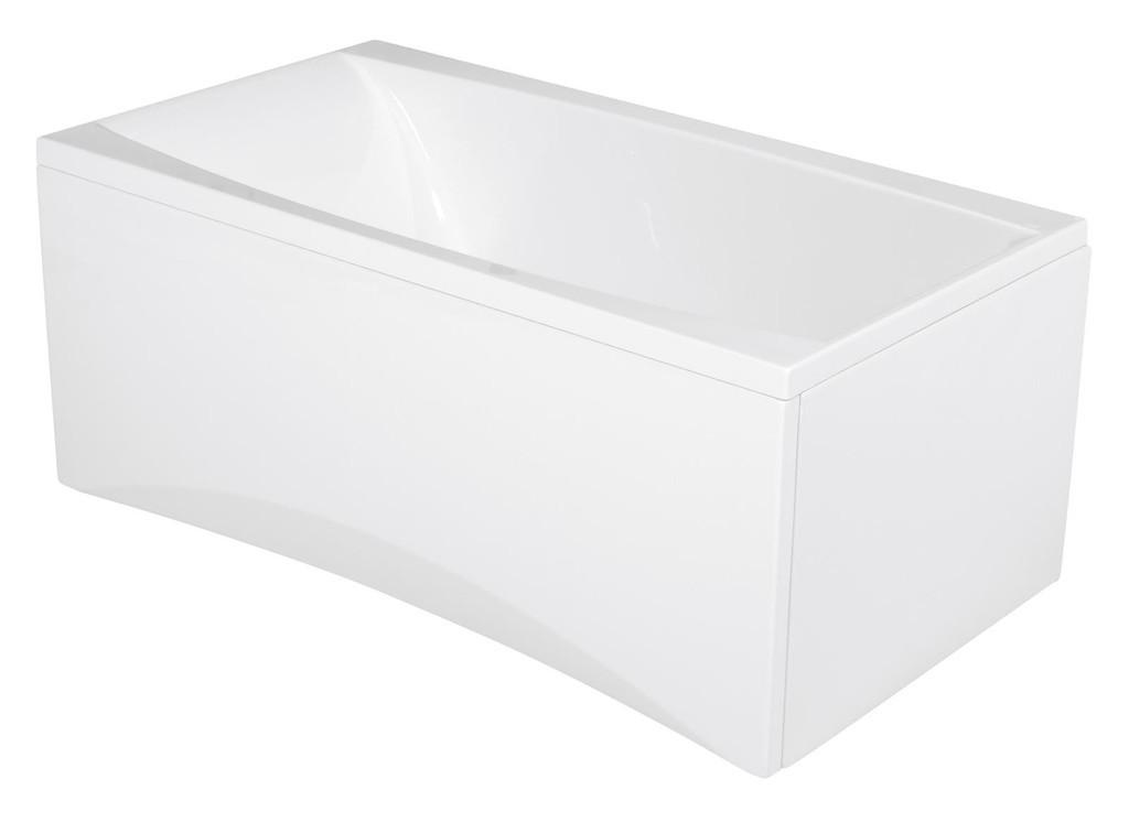 Cada rectangulara Cersanit Virgo 140x75 cm