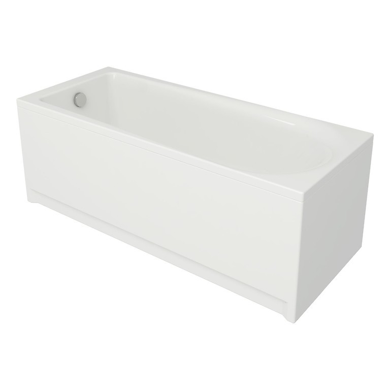 Cada rectangulara Cersanit Flavia 170x70 cm