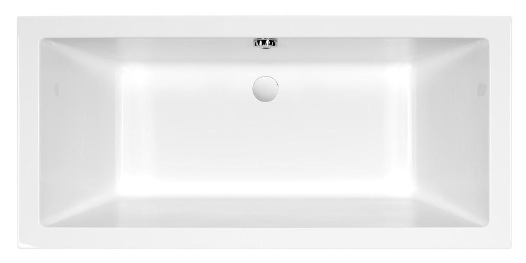 Cada rectangulara Cersanit Intro 160x75 cm