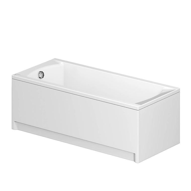 Cada rectangulara Cersanit Korat 180x80 cm