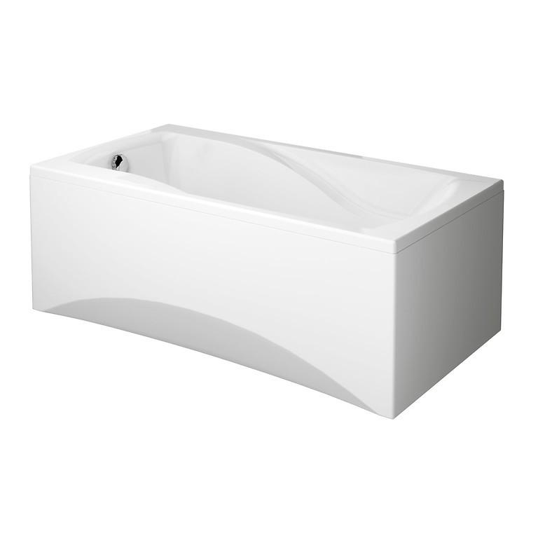 Cada rectangulara Cersanit Zen 160x85 cm