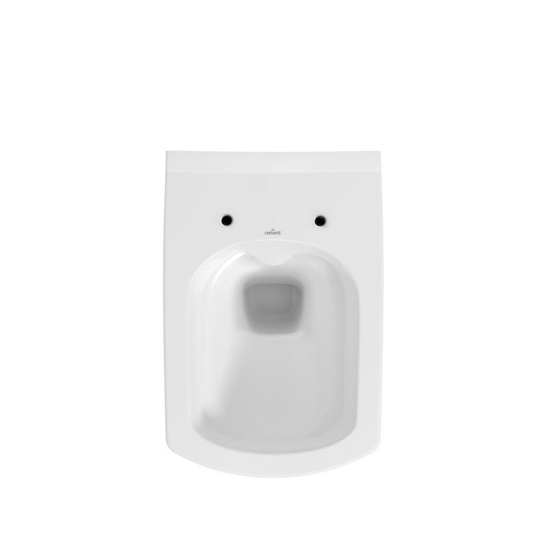 Vas WC suspendat Cersanit Easy New Clean On, fara capac