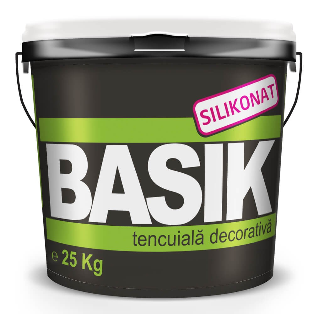 Tencuiala decorativa Kraft Basik Silikonat R15