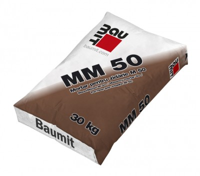 Mortar zidarie Baumit M50 40 kg