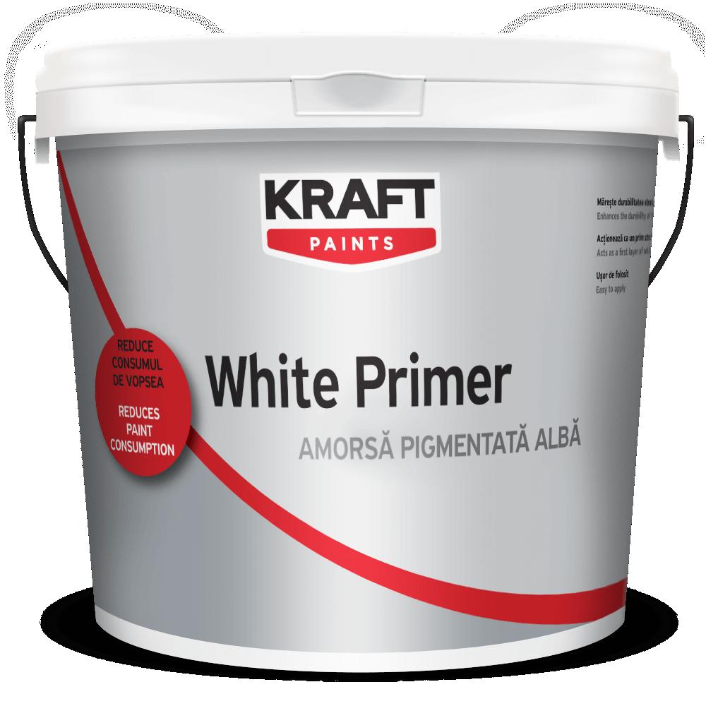Amorsa Kraft White Primer 4 L