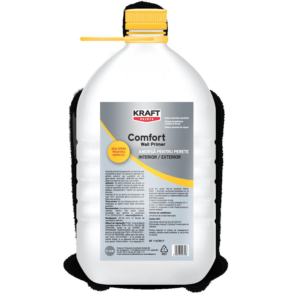 Amorsa Kraft Comfort Wall Primer 4.5 L